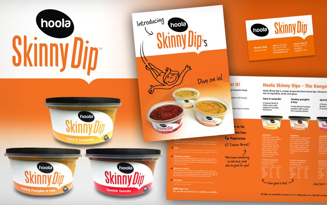 Hoola Skinny Dips