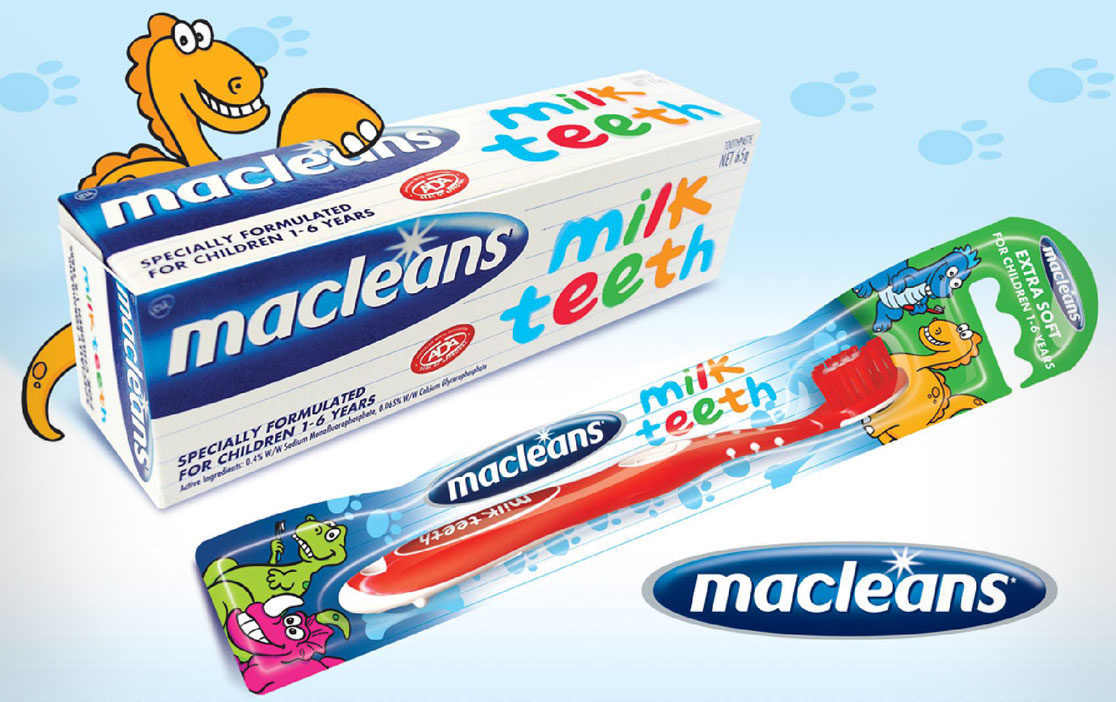 Macleans Milk Teeth