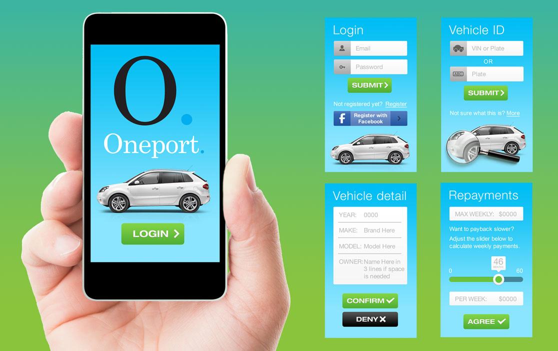 Oneport App
