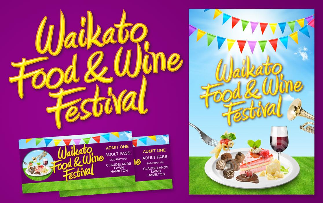 Waikato Food & Wine Festival
