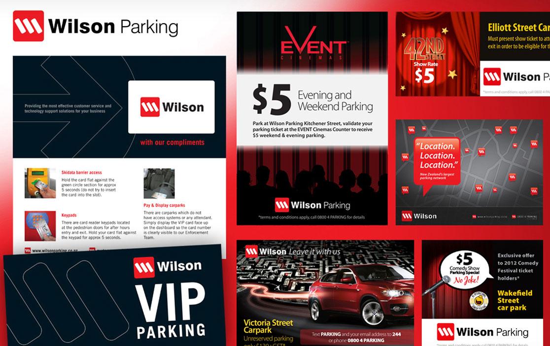 Wilson Parking