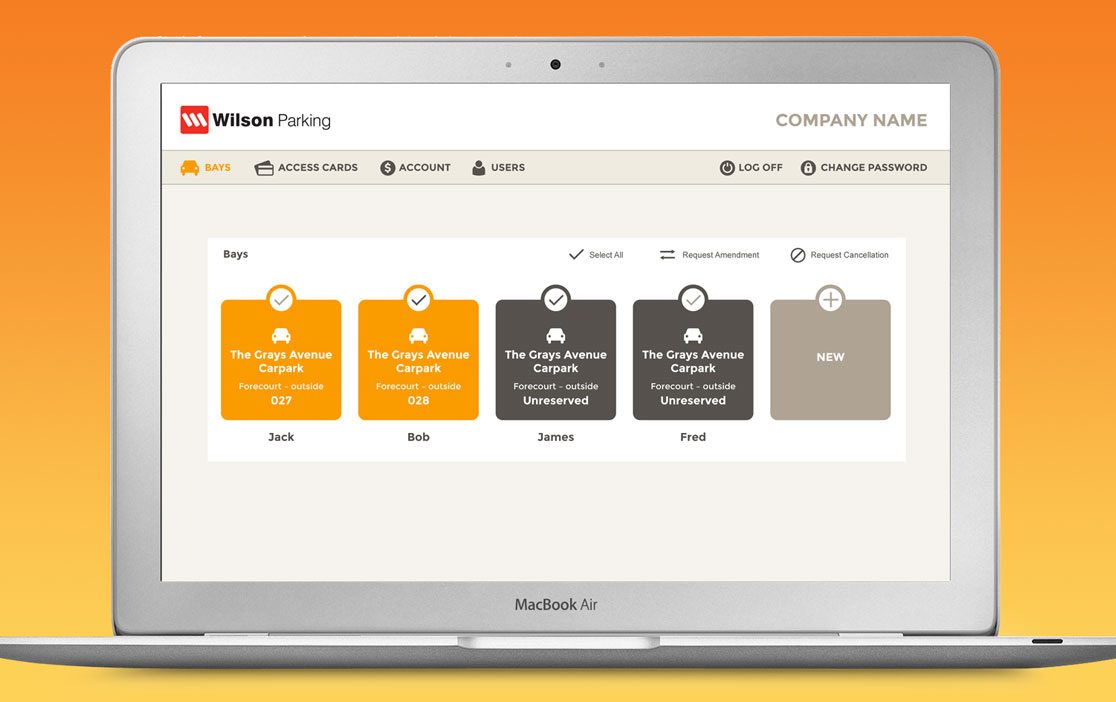 Wilson Bay Booking System